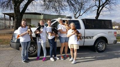 Bank Independent Helping Hands Volunteers 02 24 17.jpg